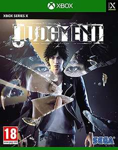 Judgment sur Xbox Series X