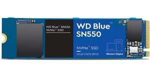 SSD interne M.2 Western Digital Blue SN550 - 1 To