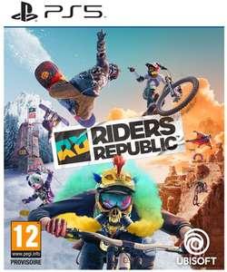 [Pré-commande] Riders Republic sur PS4, PS5 ou Xbox One & Series S/X (+ 10€ en bon d'achat à valoir sur le rayon Jeux Vidéo)