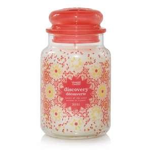 2 Bougies Grande jarre Yankke Candle
