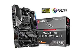 Carte Mère MSI MAG X570 Tomahawk WIFI - ATX, AM4, Wi-Fi 6 AX200, Bluetooth 5.0