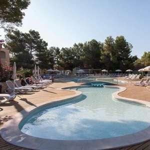 Vols A/R + Hôtel 4* Fergus Club Europa à Majorque - 6 jours / 5 nuits Tout Compris en Octobre pour 2 Personnes (201.5€ par personne)