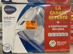 Carafe filtrante Brita Marella (2.4L) + 6 cartouches - Trets (13)