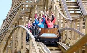 1 Entrée pour le parc d'attraction Plopsaland - La Panne (frontaliers Belgique)