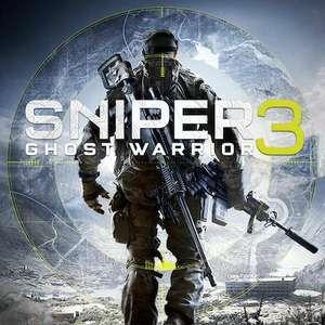 Sniper Ghost Warrior 3 Season Pass Edition sur PS4 & PS5 (Dématérialisé)