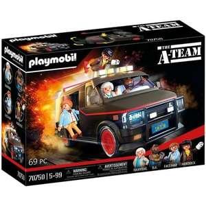 [Précommande] Jouet Playmobil The A-Team - Le Fourgon de l'Agence tous risques (70750)