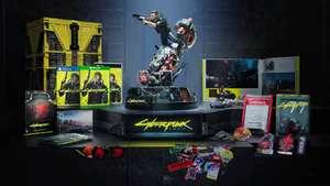 Jeu Cyberpunk 2077 sur PS4 ou Xbox One - Edition Collector (Frontaliers Belgique)
