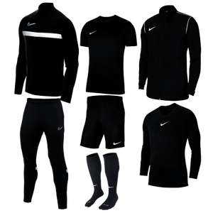 Ensemble d´entraînement Nike Academy (Coloris & Tailles au choix) - 7 pièces