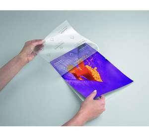Pack de 100 pochettes de plastification 80 microns Fellowes 5306114 - Format A4