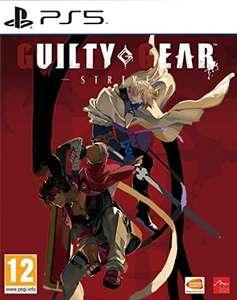 Guilty Gear Strive Sur PS5