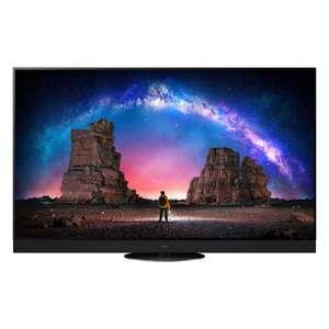 "TV OLED 65"" Panasonic TX-JZ2000E - 100 Hz, Dolby Vision IQ/HDR10+ Adaptive, HDMI 2.1, Dolby Atmos, Smart TV"