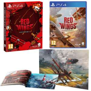 Red Wings : Aces of the Sky - Baron Edition sur PS4 (19.99€ sur Nintendo Switch)