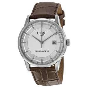 Montre automatique Tissot Powermatic 80 - marron (frais de douanes et port inclus)