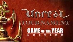 Unreal Tournament: Game of the Year Edition sur PC - Unreal Deal Pack pour 2,63€ (Dématérialisé - Steam)