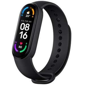 Bracelet connecté Xiaomi Mi Band 6 - Noir
