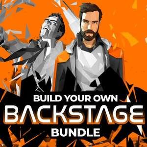 Backstage Bundle: 3 Jeux PC parmi une sélection dont Blue Fire, Afterparty, Nine Parchments, Party Hard... (Dématérialisés - Steam)
