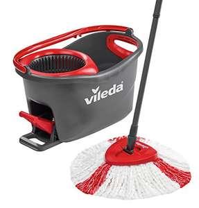 Seau à Pédale et Balai à Frange Vileda Easy Wring & Clean Turbo