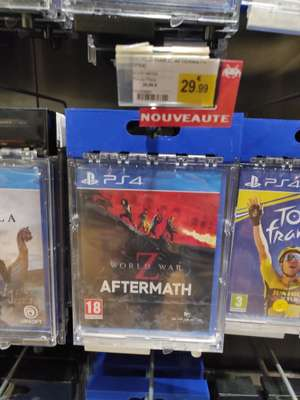 World War Z Aftermath sur PS4 - Chalon-sur-Saône Nord (71)