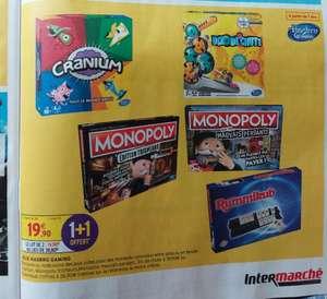 Lot de 2 Jeux de Société Hasbro Gaming parmi une sélection de 5 à partir de 19.90€