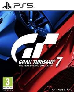 [Précommande] Jeu Gran Turismo 7 sur PS5 (+ 15€ sur le compte fidélité pour les adhérents)