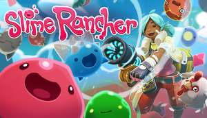 Jeu Slime Rancher sur PC (Dématérialisé, Steam)