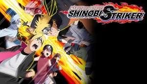 Jeu Naruto to Boruto : Shinobi Striker sur PC (Dématérialisé, Steam)