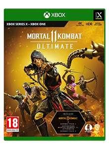 Jeu Mortal Kombat 11 : Ultimate édition sur Xbox One & Séries X