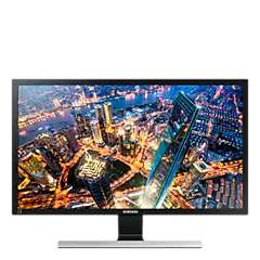 """Écran PC 28"""" Samsung LU28E590DSL - 4K, 1ms, FreeSync"""