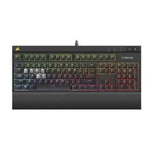 Clavier mécanique gaming Corsair Strafe RGB MK.2 - Cherry MX Red