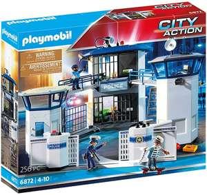 Jouet Playmobil - Commissariat de police avec prison (6872)