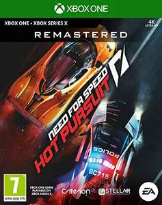 Jeu Need for Speed Hot Pursuit Remastered sur Xbox One