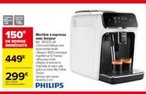 Machine à expresso automatique avec broyeur Philips EP2223_40