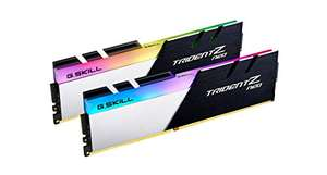 Kit Mémoire DDR4 G.Skill Trident Z RGB F4-3600C18D-32GTZN 32 Go (2 x 16 Go) - 3600 MHz, CL18