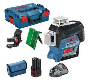 Laser en lignes Bosch GLL 3-80 CG avec Coffret L-BOXX