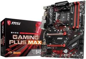 Carte mère MSI B450 Gaming Plus Max