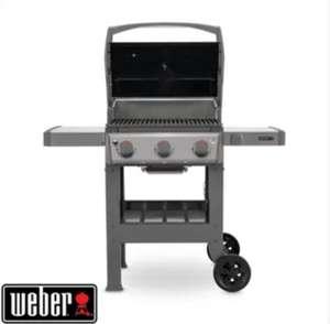 Barbecue au gaz Weber Spirit II E-310 (noir) - Sainte-Geneviève-des-Bois (91)