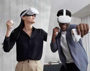 100€ de remise pour l'achat de 2 casques VR Oculus - Quest 2