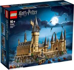 Sélection de jouets Lego en promotion - Ex : Lego Harry Potter - Le château de Poudlard (71043)