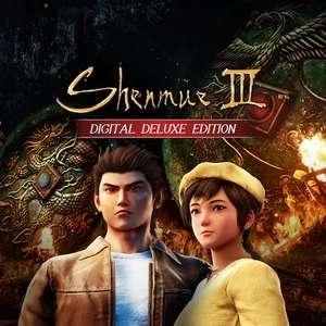 [PS+] Shenmue III - Digital Deluxe Edition sur PS4 (Dématérialisé)