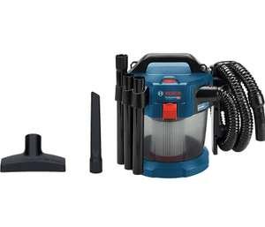 Aspirateur eau et poussière Bosch GAS 18V - Cuve 10 L