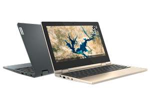 "PC Portable 11.6"" Lenovo IdeaPad Flex 3i Chromebook - HD, 64Go eMMC, 4Go RAM, Celeron N4020, UHD Graphics 600"