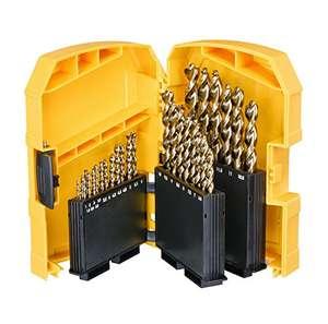 Coffret de 29 forets en métal Dewalt HSS-G Extrême DT7926-XJ