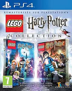 Lego Harry Potter Collection sur PS4
