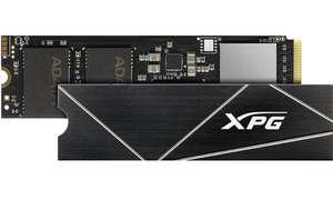 SSD Interne M.2 NVMe Adata XPG Gammix S70 - 1 To (AGAMMIXS70B-1T-CS)