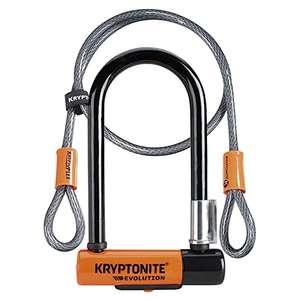 Antivol en U Kryptonite Evolution Mini 7 U-Lock (2018) + câble KryptoFlex
