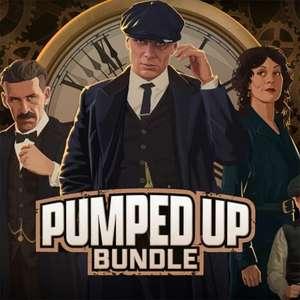 Pumped Up Bundle: 8 Jeux PC dont Peaky Blinders: Mastermind, The Flame in the Flood, Pumped BMX Pro... (Dématérialisé - Steam)
