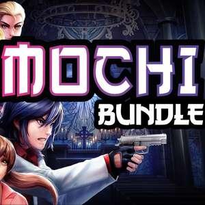 Mochi Bundle - Nusakana + 2 jeux sur PC dès 1€ (Dématérialisé - Steam)