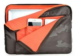Housse de protection Essentielb Pocket 10-12'' - Kaki (Retrait magasin uniquement)