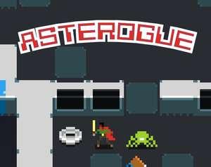 Jeu Asterogue gratuit sur PC, Linux & Android (Dématérialisé - DRM-Free)