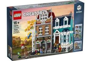 Jeu de construction Lego Creator Expert - La Librairie 10270 (Occasion)